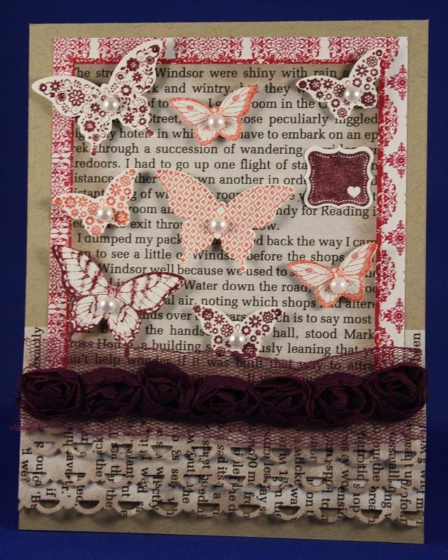 SU kaart vlinders
