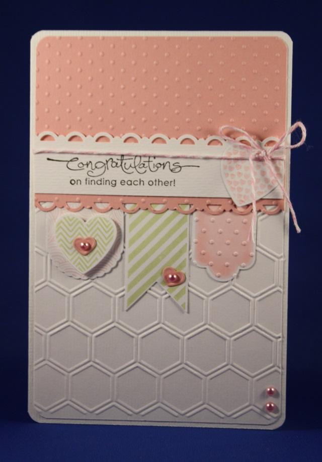 SMD huwelijkskaart