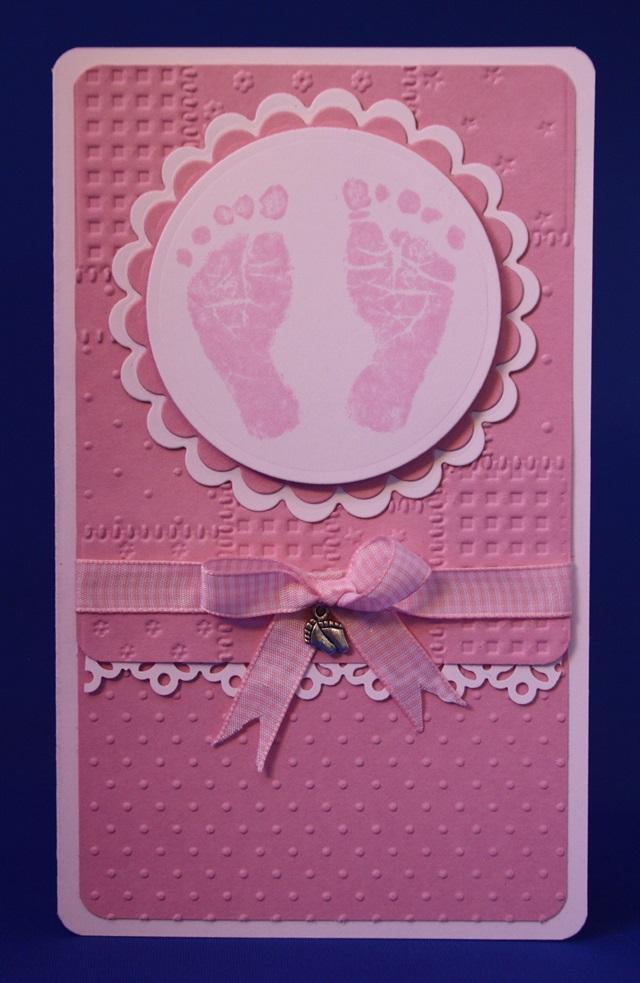 babykaartje SMD 1