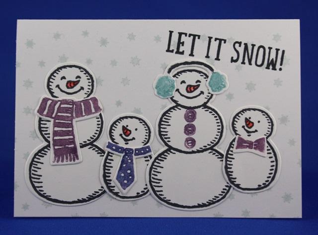 sneeuwpopjes 1